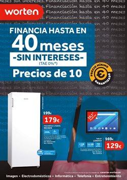 Ofertas de Informática y electrónica  en el folleto de Worten en Telde