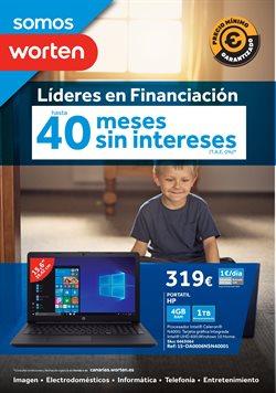 Ofertas de Informática y electrónica  en el folleto de Worten en Gáldar