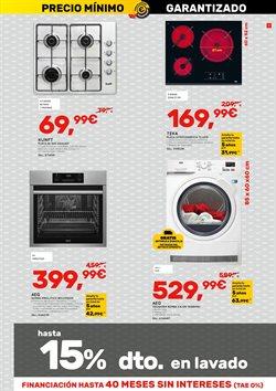 Ofertas de Placa de cocina  en el folleto de Worten en Telde