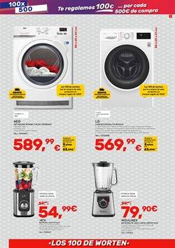 Ofertas de Pequeños electrodomésticos  en el folleto de Worten en Telde