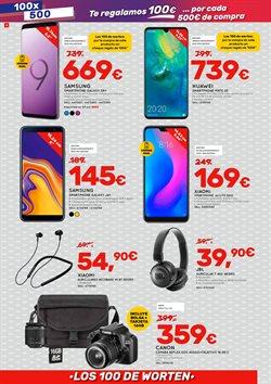 Ofertas de Huawei  en el folleto de Worten en Santa Lucía de Tirajana