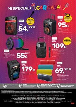 Ofertas de Imagen y sonido  en el folleto de Worten en Telde