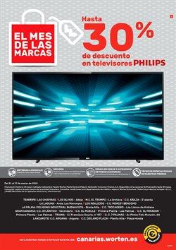 Ofertas de Philips  en el folleto de Worten en Santa Cruz de Tenerife