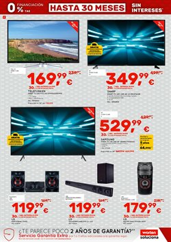 Ofertas de Televisores  en el folleto de Worten en Telde
