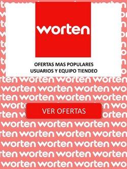 Ofertas de Informática y Electrónica en el catálogo de Worten en San Miguel de Salinas ( Caduca mañana )