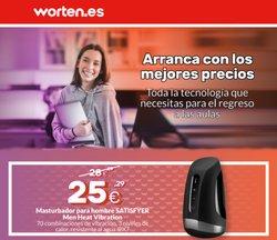 Ofertas de Informática y Electrónica en el catálogo de Worten ( Caduca mañana)