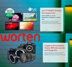 Ofertas de Worten en el catálogo de Worten ( Publicado hoy)