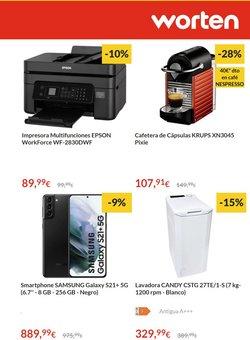 Ofertas de Nespresso en el catálogo de Worten ( Caduca hoy)