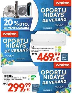 Ofertas de Informática y Electrónica en el catálogo de Worten ( 2 días más)