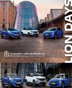 Catálogo Peugeot ( Caduca hoy)