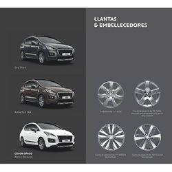 Ofertas de Llantas  en el folleto de Peugeot en Córdoba