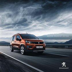 Catálogo Peugeot en Dénia ( Más de un mes )