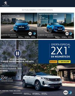 Ofertas de Seguros en Peugeot