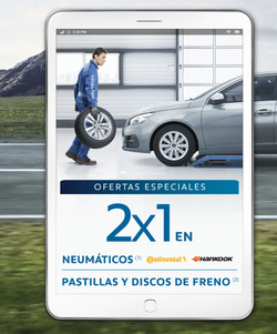 Ofertas de Peugeot  en el folleto de Vila-real