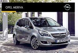Ofertas de Opel  en el folleto de Guadalajara
