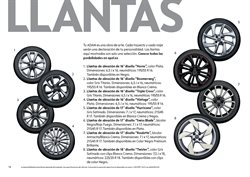 Ofertas de Llantas  en el folleto de Opel en Madrid