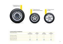 Ofertas de Llantas en Opel