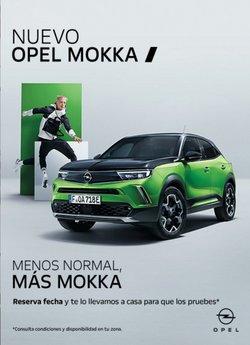 Catálogo Opel ( 10 días más)