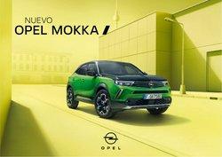 Catálogo Opel ( Más de un mes)