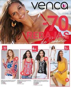 Ofertas de Ropa, Zapatos y Complementos en el catálogo de Venca ( 29 días más)