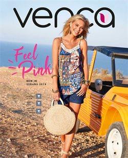 Ofertas de Ropa, zapatos y complementos  en el folleto de Venca en Tarragona