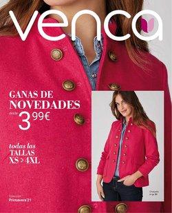 Ofertas de Venca en el catálogo de Venca ( 6 días más)