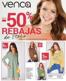 Ofertas de Ropa, Zapatos y Complementos en el catálogo de Venca ( Publicado ayer)