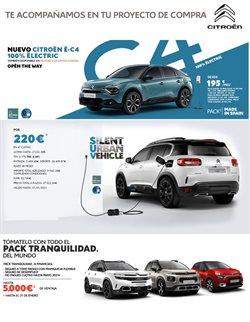 Ofertas de Seguros en Citroën