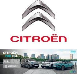 Ofertas de Citroën en el catálogo de Citroën ( Publicado hoy)