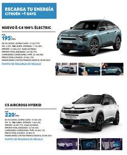 Ofertas de Citroën en el catálogo de Citroën ( 7 días más)