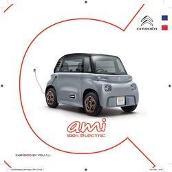 Catálogo Citroën ( Más de un mes)