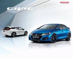 Ofertas de Honda  en el folleto de Cartagena
