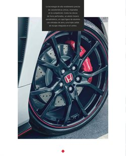 Ofertas de Neumáticos  en el folleto de Honda en Madrid