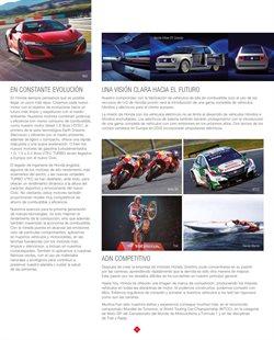 Ofertas de Moto  en el folleto de Honda en Valencia