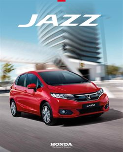 Ofertas de Honda  en el folleto de Coslada
