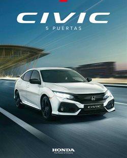 Ofertas de Honda  en el folleto de Elche