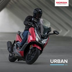 Ofertas de Honda  en el folleto de L'Hospitalet de Llobregat