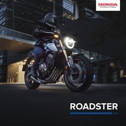 Catálogo Honda ( Más de un mes )