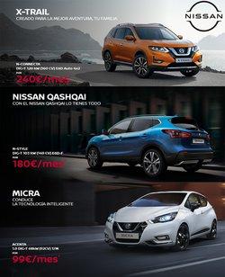 Ofertas de Nissan en el catálogo de Nissan ( Publicado ayer)