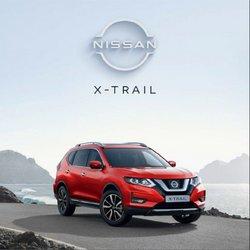 Ofertas de Nissan en el catálogo de Nissan ( Más de un mes)