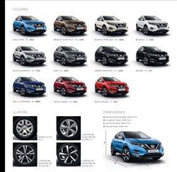 Ofertas de Llantas  en el folleto de Nissan en Barcelona