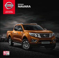 Ofertas de Nissan  en el folleto de Valladolid