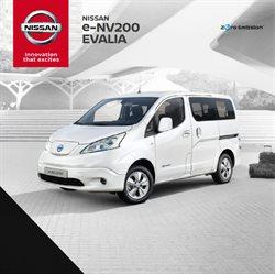 Ofertas de Nissan  en el folleto de Pinto