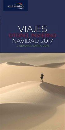 Ofertas de Navidad  en el folleto de Viajes Azul Marino en Madrid