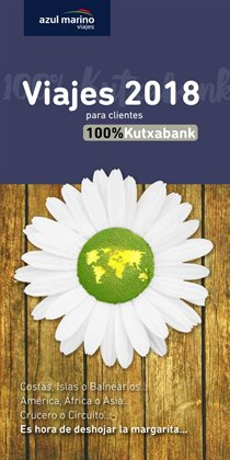 Ofertas de Viajes Azul Marino  en el folleto de Barcelona