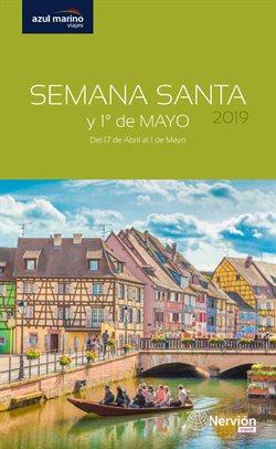 Ofertas de Viajes Azul Marino  en el folleto de Sant Feliu