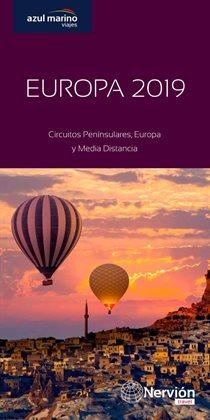 Ofertas de Viajes Azul Marino  en el folleto de Madrid