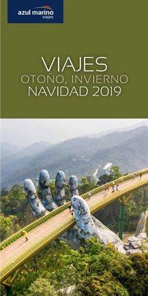 Ofertas de Viajes Azul Marino  en el folleto de Valencia