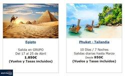 Catálogo Viajes Azul Marino ( 4 días más)