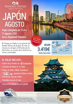 Ofertas de Central de Viajes  en el folleto de Barcelona